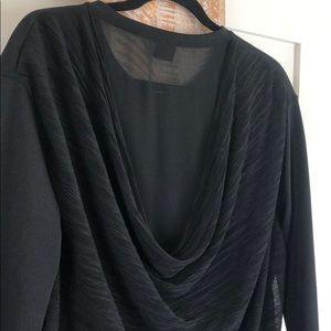 Zara Sweaters - Zara Sweater with Cowl Detail on back